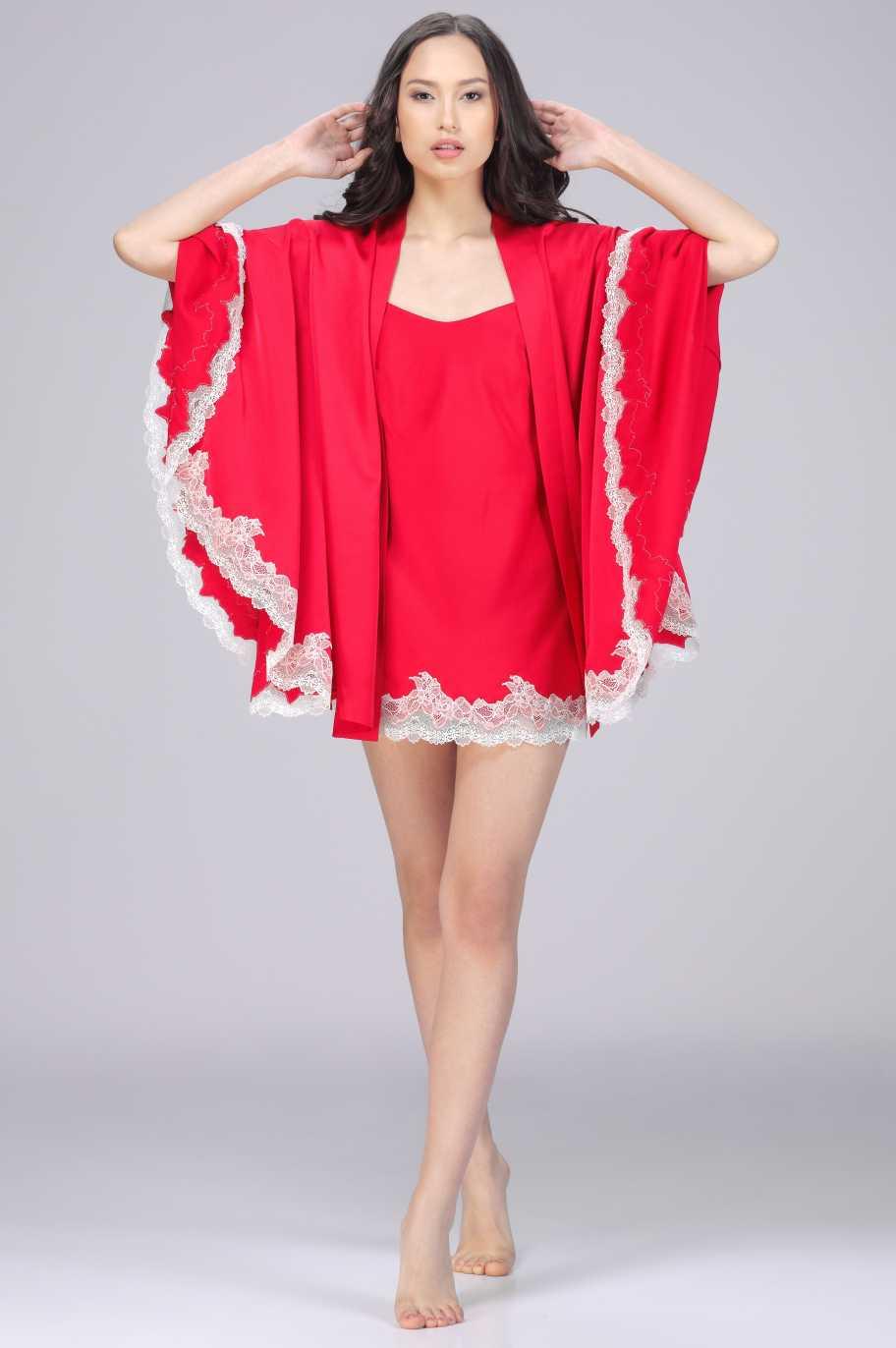 Vivo Rosso сорочка